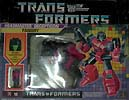 Transformers Generation 1 Fangry (Headmaster) with Brisko
