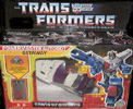 Transformers Generation 1 Getaway (Powermaster) with Rev