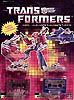 Transformers Generation 1 Slamdance (Grand Slam & Raindance)