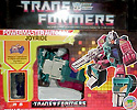 Transformers Generation 1 Joyride (Powermaster) with Hotwire