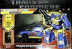 Transformers Generation 1 Nightbeat (Headmaster) with Muzzle