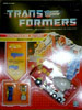 Transformers Generation 1 Quickmix (Targetmaster) with Ricochet and Boomer