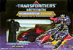 Transformers Generation 1 Roadgrabber (Pretender Vehicle)