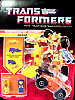 Transformers Generation 1 Scoop (Targetmaster) with Tracer and Holepunch