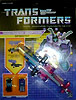 Transformers Generation 1 Spinister (Targetmaster) with Singe and Hairsplitter