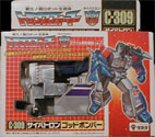 Takara - G1 - Masterforce God Bomber - ゴッドボンバー