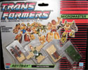 Transformers Generation 1 Micromaster Battle Patrol (Big Shot, Flak, Sidetrack, Sunrunner)