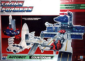 Transformers Generation 1 Countdown (Micromaster)