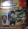 Transformers Generation 1 Crossblades (Mega Pretender)