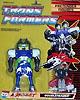 Transformers Generation 1 Doubleheader (Pretender)