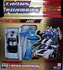 Transformers Generation 1 Jazz (Classic Pretender)