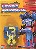 Transformers Generation 1 Longtooth (Pretender)