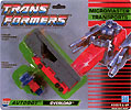Transformers Generation 1 Overload (Micromaster)