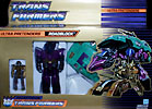 Transformers Generation 1 Roadblock (Pretender)