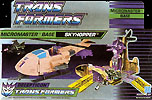 Transformers Generation 1 Skyhopper (Micromaster)