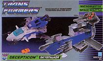 Transformers Generation 1 Skystalker (Micromaster)