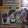 Transformers Generation 1 Vroom (Mega Pretender)