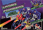 Transformers Generation 1 Axer (Action Master) with Off-Road Cycle