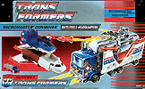 Transformers Generation 1 Battlefield Headquarters (Micromaster, with Full-Barrel & Overflow)