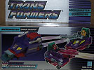 Transformers Generation 1 Micromaster Cannon Transport (combiner transport - Cement-Head & Terror-Tread)