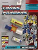 Transformers Generation 1 Micromaster Combiner Metro Squad (Power Run & Strikedown, Oiler & Slide, Roadburner & Wheel Blaze)