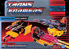 Transformers Generation 1 Micromaster Missile Launcher (combiner transport - Retro & Surge)