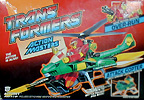 Transformers Generation 1 Over-Run (Action Master)