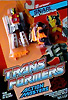 Transformers Generation 1 Snarl (Action Master) with Tyrannitron
