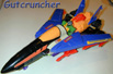 G1 Gutcruncher (Action Master) with Stratotronic Jet
