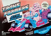 Transformers Generation 1 Circuit (Action Master)