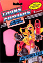 Transformers Generation 1 Powerflash (Action Master) with Road Rocket