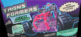 G1 Slicer (Action Master)