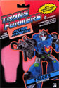 G1 Tracks (Action Master) with Basher