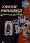 Transformers Generation 1 Hurricane (Turbomaster)