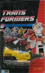 Transformers Generation 1 Rescue Force 4