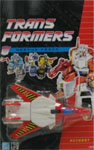 Transformers Generation 1 Rescue Force 1