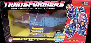 Transformers Generation 1 Rotorstorm (Turbomaster)