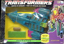 Transformers Generation 1 Skyquake (Predator)