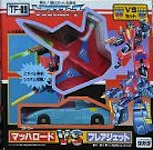 Transformers Operation Combination (Takara G1) Mach Road vs. Flare Jet