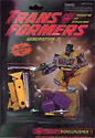 Transformers Generation 2 Bonecrusher (yellow G2) - Devastator limb