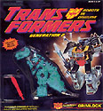 Transformers Generation 2 Grimlock (turquoise G2)