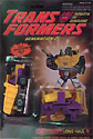 Transformers Generation 2 Long Haul (yellow G2) - Devastator abdomen