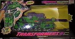 Transformers Generation 2 Megatron