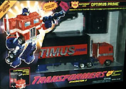 Transformers Generation 2 Optimus Prime