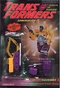Transformers Generation 2 Scavenger (yellow G2) - Devastator arm