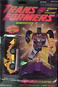 Transformers Generation 2 Scrapper (yellow G2) - Devastator leg