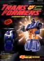 Transformers Generation 2 Skram