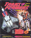 Transformers Generation 2 Starscream (G2)