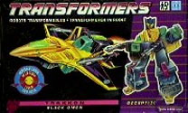 Transformers Generation 2 Fearswoop