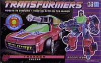 Transformers Generation 2 Calcar